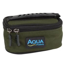 Aqua Black Series Lead & Leader Pouch