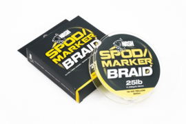 Nash Spod and Marker Braid Hi-Viz Yellow