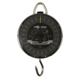 Korda Dial Scale - 25th Anniversary Edition 27kg