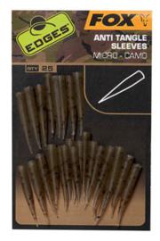 Fox Edges Camo Micro Anti Tangle Sleeves