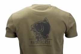 Nash Tackle T Shirt Green