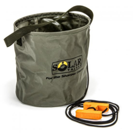 Solar Collapsible Water Bucket