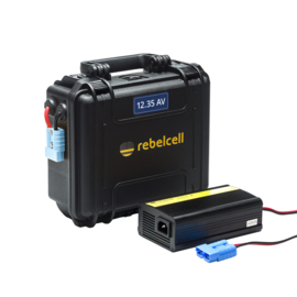 Rebelcell Outdoorbox Sets