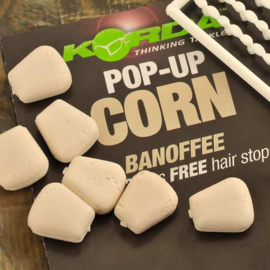 Korda Pop-Up Corn Banoffee White