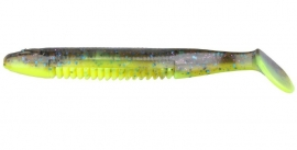 Spro Komodo Shad Chartreuse Belly