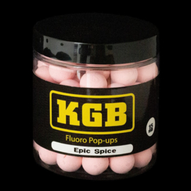 KGB Fluoro Pop Ups Epic Spice