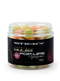Sticky Baits Mulbz Pop-Ups Pastel