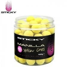 Sticky Baits Manilla Yellow Ones