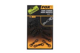 Fox Kwik Change Mini Hook Swivel