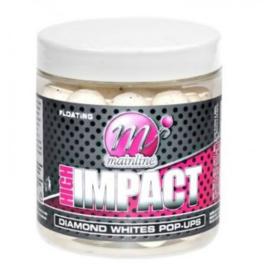 Mainline High Impact Pop Ups - Diamond Whites 15mm