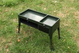 Bivvy Box Table ( with F.O.C medium capacity Tackle Box )