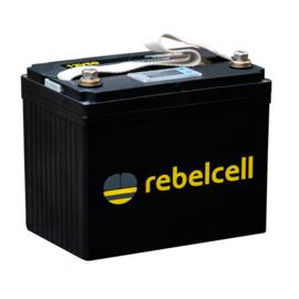 Rebelcell Angling-Line Li-ion 12V50