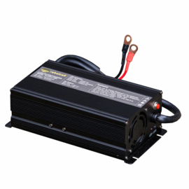 Rebelcell 25A Acculader voor Angling-Line Li-ion 12V100