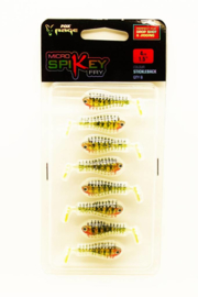Fox Rage Micro Spickey Fry Gold Shiner