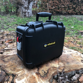 Rebelcell Outdoorbox 12.35 AV Li-ion
