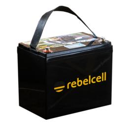 Rebelcell Angling-Line Li-ion 12V100