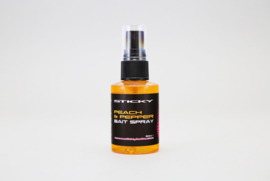 Sticky Baits Peach & Pepper Bait Spray