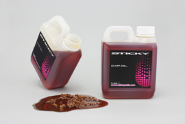 Sticky Baits Cap-Oil