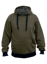 Sticky Baits Green Pullover Hood