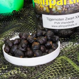 Allinpartikels Tijgernoten XXL Zwart Pot 1kg