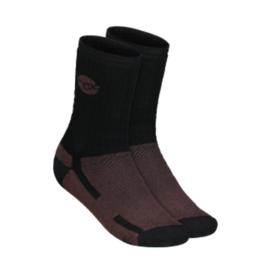 Korda Kore Merino Wool Sock Black