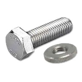 Delkim Stainless Extra Long Bolt and Locking Ring