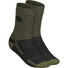 Korda Kore Merino Wool Sock Olive