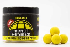 Nutrabaits Trigga: Pineapple & N-Butyric Pop-Ups