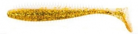 Fox Rage Spikey Shad Gold Glitter