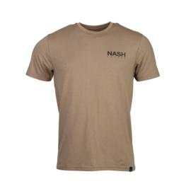 Nash Elasta-Breathe T-Shirt Green
