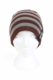 Mainline Beanie Hat Stripped