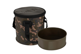 Fox Aquos Camolite Bucket and Insert