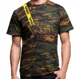 Vass Texx - T Shirt Camo