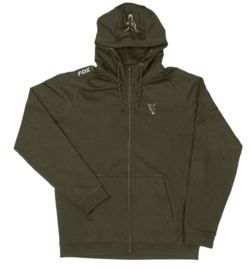 Fox Collection Green/Silver LW Hoody