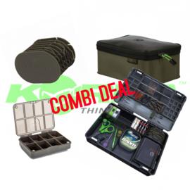 Korda Tackle Box Combi Deal