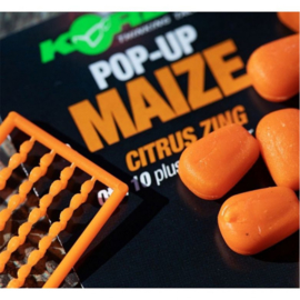 Korda Pop-Up Maize Citrus Zing