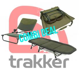 Trakker Bedchair Combi Deal