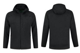 Korda Kore Polar Fleece Jacket Charcoal