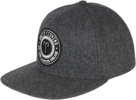 Greys Wool Grey Cap