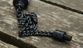 Solar Black Stainless Chain