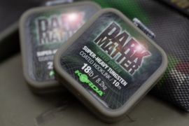 Korda Dark Matter Tungsten Coated Braid 10m