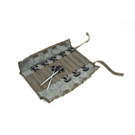 Nash T Pegs Tool Roll 10x8 inch (20cm)