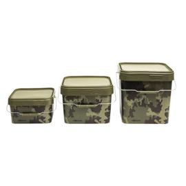 Korda Compac Buckets (5L, 10L en 17L)