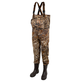 Prologic XPO Neoprene Waders Boot Foot Cleated