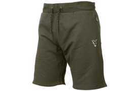 Fox Collection Green/Silver LW Jogger Shorts