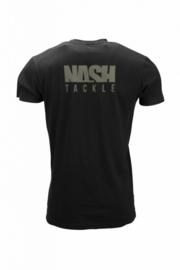 Nash Tackle T Shirt Black