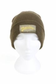 Mainline Beanie Hat - Green