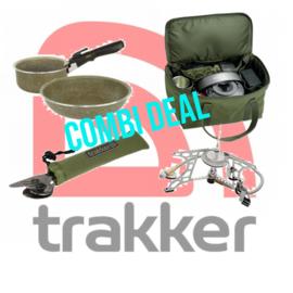 Trakker Cookset Combi Deal