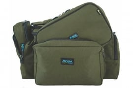 Aqua Small Carryall Black Series