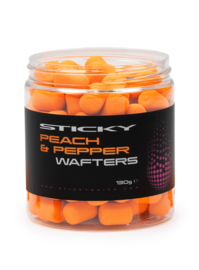 Sticky Baits Peach & Pepper Wafters